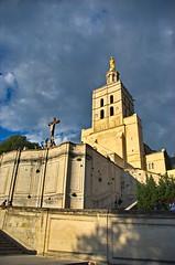 0421 - Europatour 2014 - Frankreich - Avignon (uwebrodrecht) Tags: france castle frankreich europa schloss avignon palast uwe papst brrodrecht