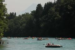 Niesen ( BE - 2`362m - 9x ) mit Gummiboot - Schlauchboot ( Aare ( Fluss - River ) zwischen der B.rücke bei J.aberg und der S.chützenfahrbrügg bei M.ünsingen im Kanton Bern der Schweiz (chrchr_75) Tags: chriguhurnibluemailch christoph hurni schweiz suisse switzerland svizzera suissa swiss chrchr chrchr75 chrigu chriguhurni juli 2015 albumaare aare fluss river aar arole albumaarebrückejabergmünsingen albumaarethunbern kantonbern gummiboot schlauchboot aareböötle böötle gummibootfahren sommer gummiboote schlauchboote boot jolle dinghy boat jolla canot ディンギー sloep bote albumschlauchbootegummibooteunterwegsinderschweiz juli2015 albumzzz201507juli niesen berner oberland berneroberland niesenkette albumniesen alpen alps berg mountain montagne
