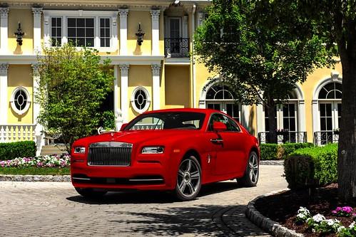 Rolls-Royce Wraith St. James