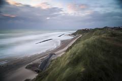 Loenstrup beach (kdenti) Tags: travel sunset beach nature denmark coast sand nikon wwii bunker ww2 d600