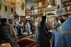 2. Solemn Seeing-off of the Svyatogorsk Icon of the Mother of God to Kiev / Торжественные проводы Святогорской иконы Божией Матери в Киев