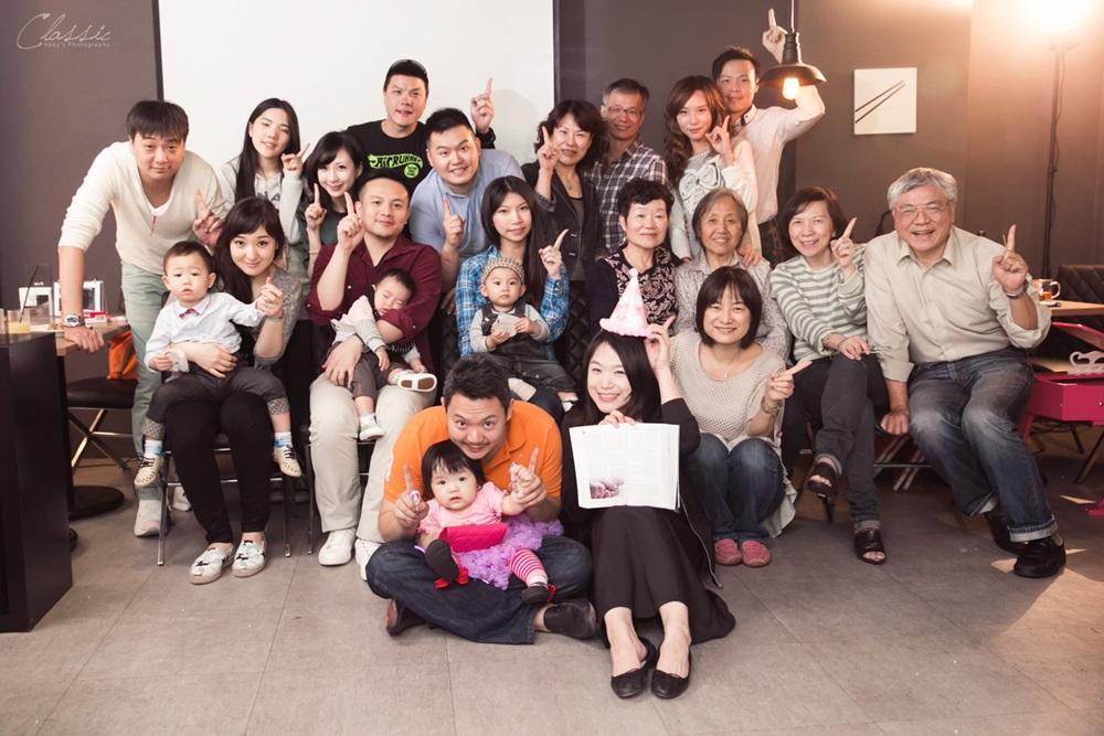 寶寶抓周生日party生日派對攝影師