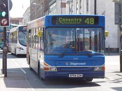 Stagecoach Warwickshire - KP04 GZN (BigbusDutz) Tags: dennis dart warwickshire stagecoach slf gzn kp04