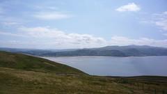 Overlooking Conwy (jess_k_kent1) Tags: sea sky wales bay coast hill great north cymru sunny distance llandudno conwy penmaenmawr orme