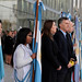 Mauricio Macri encabeza los actos por el Día de la Independencia.-