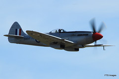 IMG_7196 (harrison-green) Tags: show sea museum plane flying war fighter aircraft aviation air airshow legends duxford imperial spitfire mustang fury iwm me109 2015