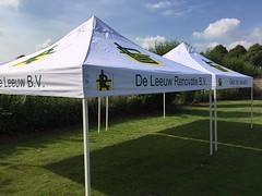 Quick Folding Tent 4x4 - Tent met opdruk