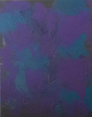 """Original Acrylic Abstract Painting on Canvas """"S3 XV"""" (unconventional_paint) Tags: abstract art modern painting acrylic contemporary canvas"""