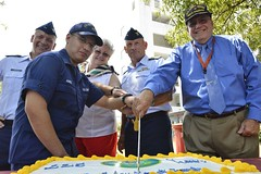 Coast Guard celebrates 225th birthday in Portsmouth (Coast Guard News) Tags: coastguard virginia us unitedstates portsmouth d5 lant midatlantic 5thdistrict 225thbirthday 225thanniversary atlanticarea admmetruck admlee