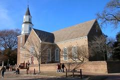 Virginia, Colonial Williamsburg, Parish Church IMG_2327 (ianw1951) Tags: architecture churches colonialwilliamsburg historicalreenactment usa virginia