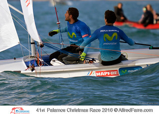 41st Palamos Christmas Race 2016