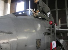 """Saab J-29F Tunnan 7 • <a style=""""font-size:0.8em;"""" href=""""http://www.flickr.com/photos/81723459@N04/31347660533/"""" target=""""_blank"""">View on Flickr</a>"""