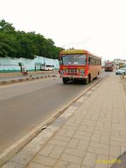 Jat-Miraj-Sangli-Karad-Satara-Swargate-ShivajiNagar-Vallabhnagar. (kunaltendulkar96) Tags: msrtc newparivartan jat