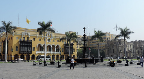 Plaza Mayor, Lima (Pérou)