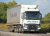 Renault Clive Cowern (SR Photos Torksey) Tags: truck transport haulage hgv lorry lgv logistics road commercial vehicle freight traffic renault clive cowern
