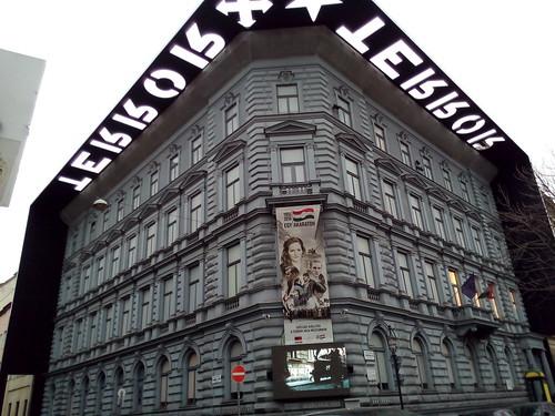 Casa do Terror em Budapeste