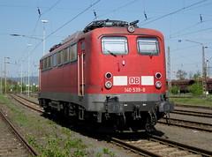 DB Schenker 140 539-8 Trier-Ehrang Rbf