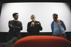 Ross Lipman 014 (Cinemazero) Tags: pordenone cinemazero rosslipman film notfilm busterkeaton samuelbeckett documentario