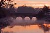 Bridge at Dawn (BOCP) Tags: bridge stone arches river ryewater rye riverbank trees silhouette sunrise dawn mist water reflection landscape nature maynooth kildare ireland still calm tranquil