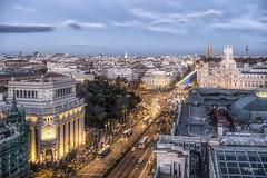 ¡De Madrid al cielo! (angelrm) Tags: madrid cibeles