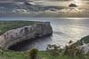 Ras id-Dawwara, Malta (kurjuz) Tags: malta mtahleb rasiddawwara cliffs cloudscape intothelight landscape sea seascape