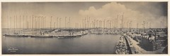 [Circular Quay, 1903] / by Melvin Vaniman (State Library of New South Wales collection) Tags: statelibraryofnewsouthwales panorama circularquay sydneyharbor sydneyharbour sydney