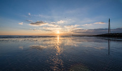 Saturday morning in Dublin. (shotthemessenger) Tags: sun sky clouds sunrise