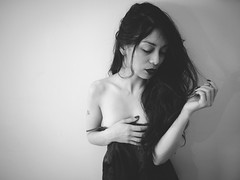 20170116 - 03 - San Francisco - Ermelita.jpg (Kayhadrin) Tags: ermelita usa sanfrancisco lingerie photoshoot glamour bw asiangirl california filipina unitedstates us