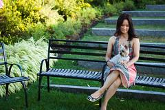 the love of my life (ceci cheung) Tags: yorkie yorkshireterrier tanji toronto me