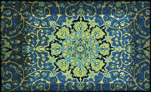 """Alfombras, espacios íntimos que simbolizan templos, árboles de la vida y el conocimiento, astros y paradisos. • <a style=""""font-size:0.8em;"""" href=""""http://www.flickr.com/photos/30735181@N00/32487291221/"""" target=""""_blank"""">View on Flickr</a>"""