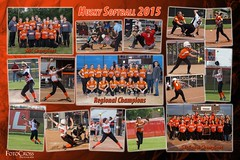 Softball poster 2015 (Fotocross Photography) Tags: