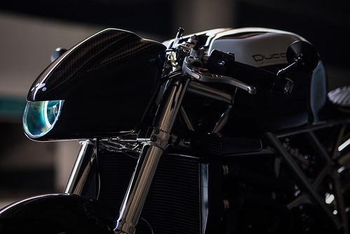 Ducati 848 Le Caffage