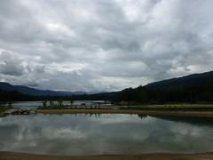 Swimming Ponds at Millennium Park. (arrowlakelass) Tags: park swimming pond millennium p1000676