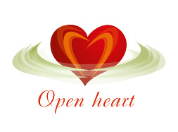 open-heart logo