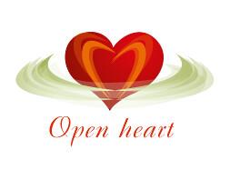 open-heart logo