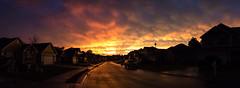 Sunset - June 9th (4 of 6) (Quentin Biles) Tags: sunset panorama art canon nc sigma northcarolina 3514 newbern 5d3 5dmarkiii