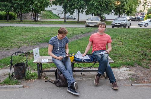 Четвёртая пензенская картовечеринка // Fourth mapping party in Penza, Russia