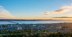 West End (Calum Linnen) Tags: city bridge sunset river landscape photography scotland nikon dundee angus tay tayside calum linnen d7100