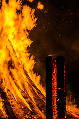The days are getting shorter again... (-BigM-) Tags: germany deutschland fire photography fotografie baden feuer fackel fils bigm wrttemberg gppingen adelberg sonnwende
