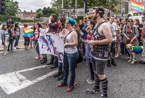 DUBLIN 2015 LGBTQ PRIDE PARADE [WERE YOU THERE] REF-106002