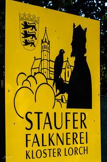 Staufer Falknerei