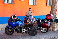 Parada (DOCESMAN) Tags: travel bike honda travellers moto motorcycle motor traveling deauville motorrad motorcykel moottoripyörä motocykel motorkerékpár nt700v ntv700 docesman mototsikl danidoces