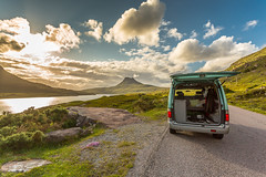 The North Road (Alan-Jamieson) Tags: scotland highlands touristattraction stacpollaidh northernhighlands highlandsofscotland northernscotland beinnaneoin bongotour summer2015