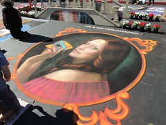 DSCN1000 (marathonwil) Tags: streetart art festivals sanrafael chalkart madonnari italianstreetpainting cuongnguyen carnevaledivenezia italianstreetpaintingmarin everylifefoundationforrarediseases