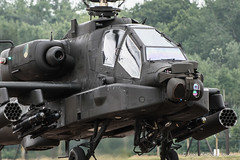 RNLAF AH-64D Apache (DrAnthony88) Tags: aircraft raffairford royalnetherlandsairforce nikond810 ah64dapache modernmilitary nikkor200400f4gvrii royalinternationalairtattoo2015 riat2015