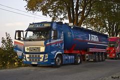 "Volvo FH III Globetrotter "" INTRA "" (PL) (magicv8m) Tags: transport silo trans lkw intra tir"