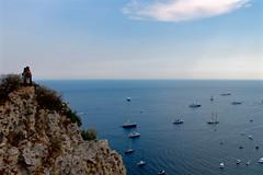 Capri (Rachele Di Paolo) Tags: street sunset sea summer italy sun green love nature beautiful architecture capri seaside italian italia photoshoot earth picture dolce land napoli vacanza vita krupp faraglioni
