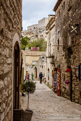 Les Baux-de-Provence, France