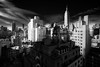 Sunshine on Midtown (RBudhu) Tags: 150east39thstreet blackandwhite dramatic empirestatebuilding infrared midtown murrayhill newyorkcity