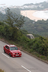 Alfa Romeo, 155, Shek O, Hong Kong (Daryl Chapman Photography) Tags: gl155 alfa romeo italian sheko pan panning 155 1d mkiv hongkong china sar hkia clk hkg hongkonginternationalairport cheklapkok canon is ii 70200l f28 plane planes aviation planespotting arrival departure flight commercialaviation civilaviation great fly flying sky dslr hongkongspotters aviationnut vhhh daryl chapman classic